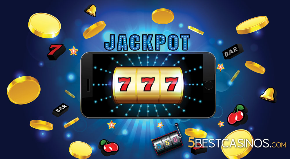 what are Progressive jackpot slots