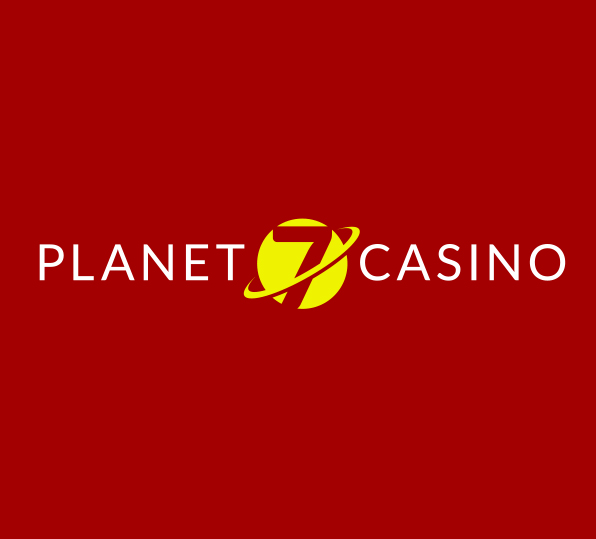 planet 7 casino logo review