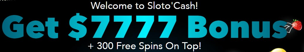 slotocash casino review bonus free spins