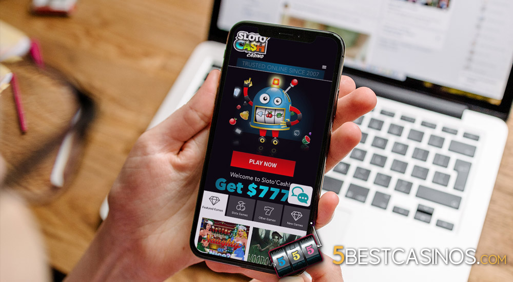 slotocash casino review mobile