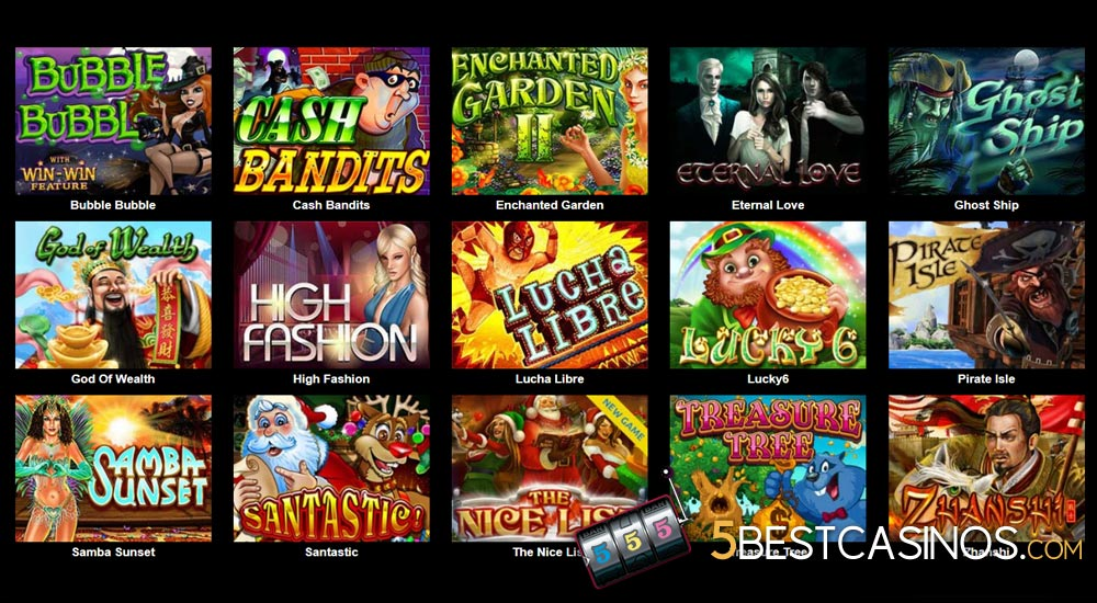 uptown aces slot games 5 best casinos