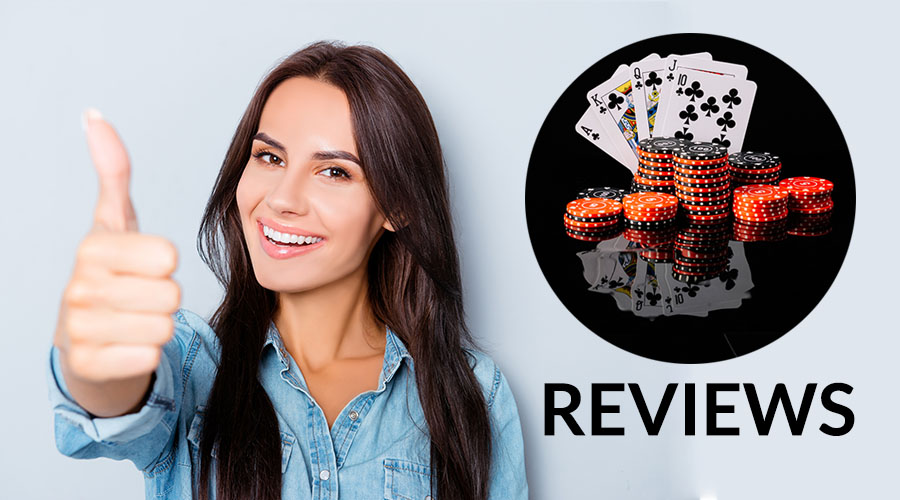5 Reasons our Casino Reviews are the Best