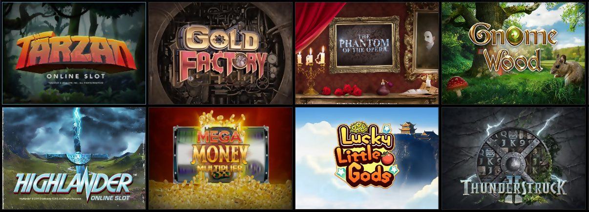 free spins on all your favourite new casino games
