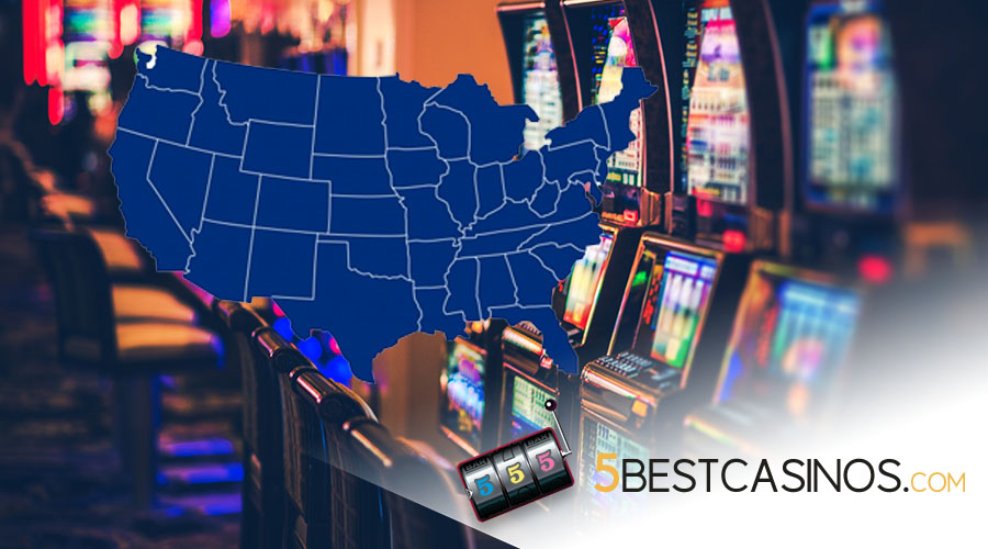 Other US states with legal online gambling - 5 Best Casinos