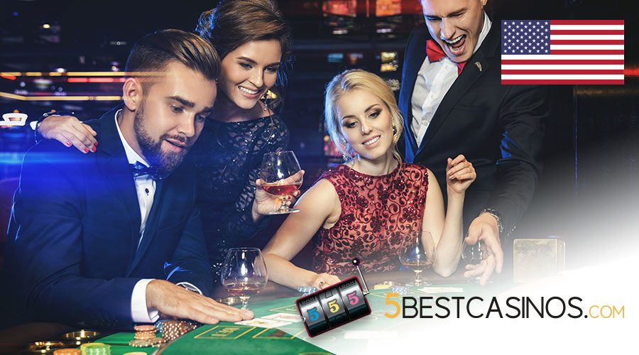 Play At USA Online Casinos With No Deposit Required