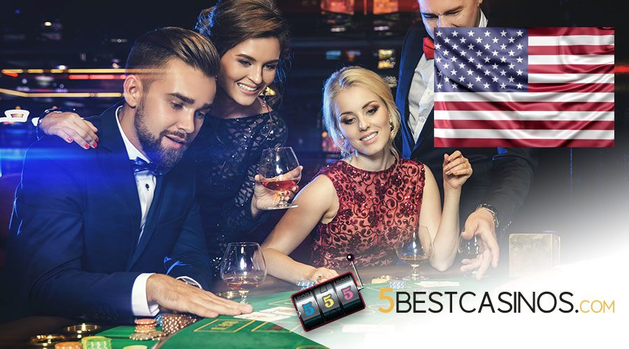 Legal USA Online Casinos: Can You Gamble Online in the States?