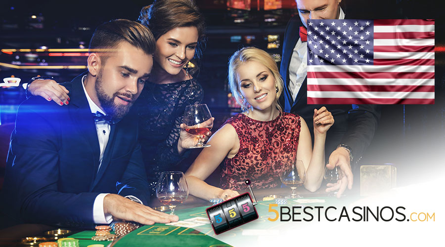 Where can you legally gamble online in the US - 5 Best Casinos