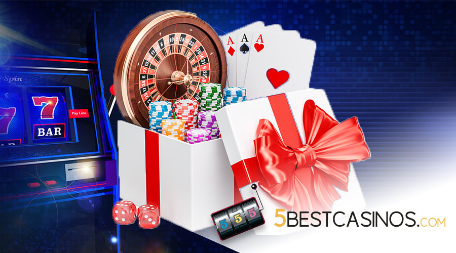 First Deposit Bonus Casino - 5 Best Casinos