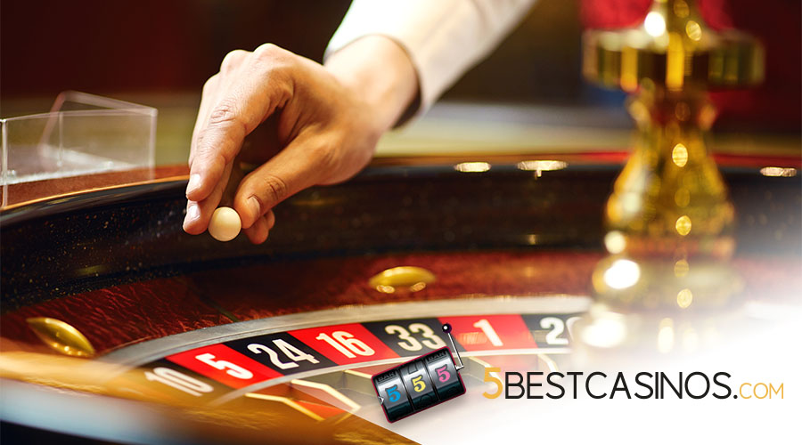 Best Online Roulette - 5 Best Casinos