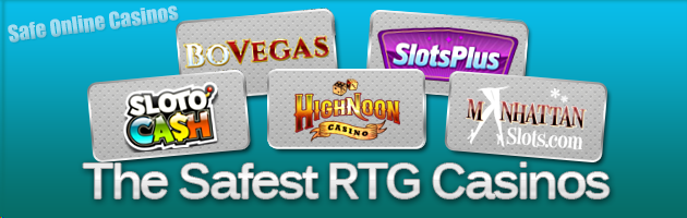 are rtg casinos safe?
