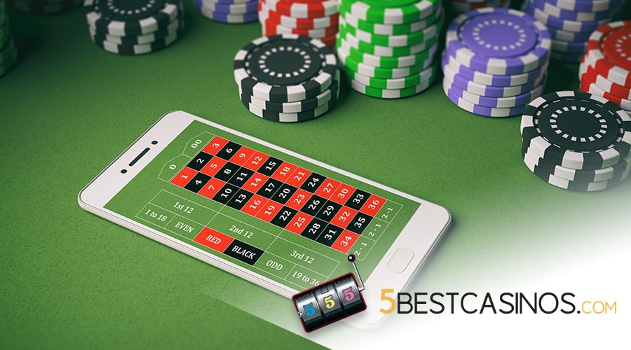 How Did Smartphone Casinos Start - 5 Best Casinos