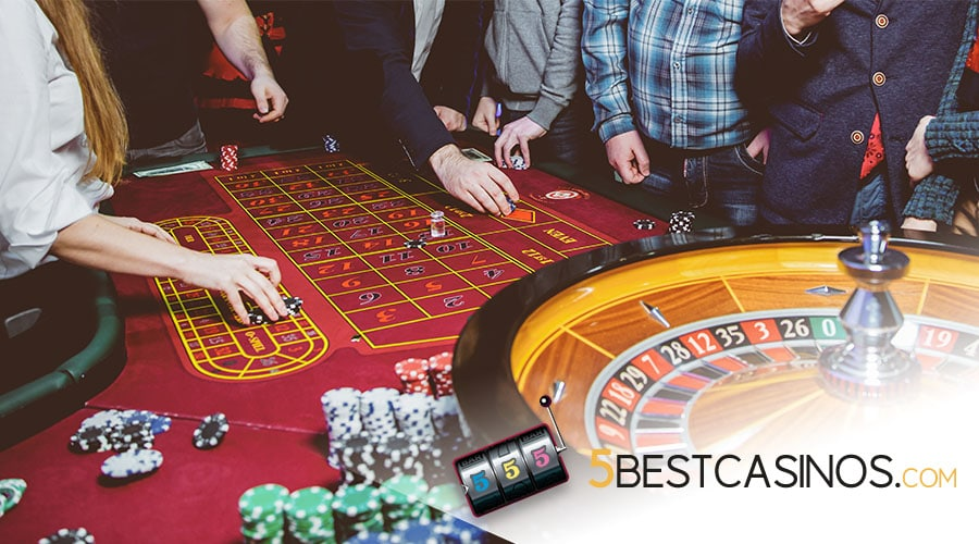 Best Casino Games Roulette - 5 Best Casinos