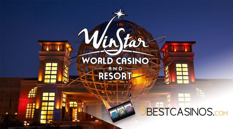 Winstar world casino and resort experience