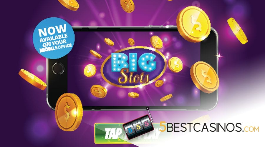 Mobile Casino Apps - 5 Best Casinos